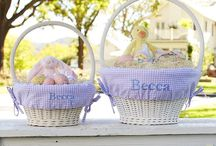 Easter basket liners / by Lisa Stivason