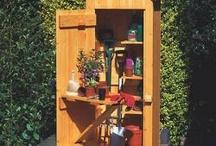 Garden/Yard / by Jamie Brown