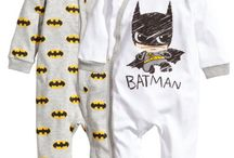 Batman Baby Clothes / Batman Baby Clothes