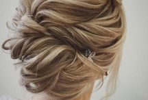 Wedding haar
