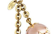 key chains and bag charms