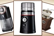 Melitta Coffee Grinders / Reviews of the best Melitta coffee grinders, as well as getting to know the company who builds them a bit better.