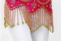 Bellydance embroidery