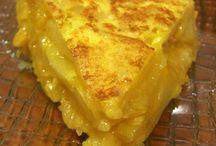 Eggs and omelets / Huevos y tortillas