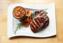 Dinner Ideas ~ Pork Recipes / Pork Recipes from Bear Flag Farm's seasonal kitchen ~