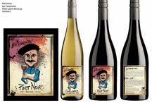 Wine, Labels