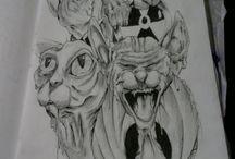 drawings / Works in Progress