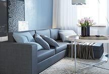 Modern Design Interior / Exquisite home interior in modern style