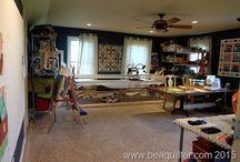 Craft room pics