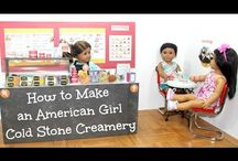 American Girl DIY/ Inspiration / This board is about american girl doll DIY and Inspiration.