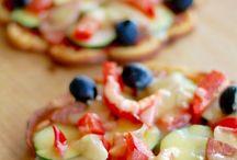 Low-Carb Pizzas, Pastas and Lasagnas / Low-Carb Pizzas, Pastas and Lasagnas