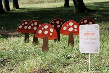 Woodland party ideas