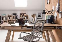 Рабочее место / Идеи для организации рабочего места дома и в офисе