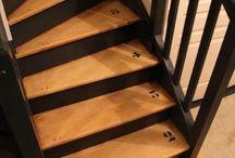 MAISON { Escalier }