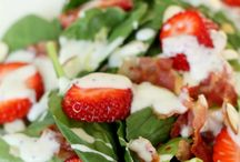Recipes-Salads / by Annette McMillan
