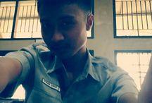 Selfie Edisi jam kosong / :)