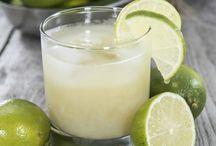 Limonades / Lekkere frisse drankjes zonder alcohol