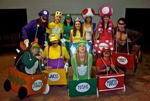 Mario Halloween