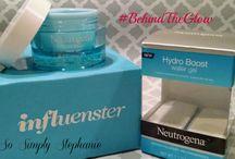 #BehindTheGlow / Neutrogena Hydro Boost Water Gel #BehindTheGlow {#AD - #GotItFree}