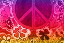 Hippie stuff / Make love not war