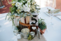 wedding- decor- rustic- romantic