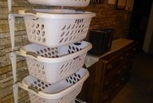 Wäsche Organizer