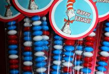 Dr. Seuss Party / by Marin O'Brien