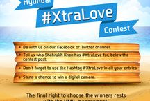 Xtra Love Contest / by HyundaiIndia