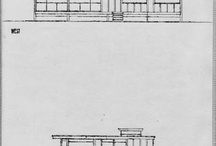 Self Build Housing / Self Build Architecture / by Moshidi Manaka
