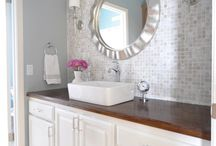 bathrooms... / Inspiration to decorate and design your bathroom / by Schneidermans Furniture