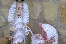 papirove panenky