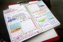 Smash Books / Artistic journaling and quick scrapbooks. / by Ciara Noble