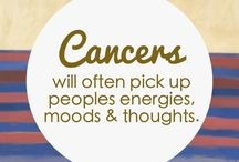 Cancer Birth Sign / All things Cancer.
