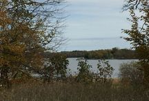 Two Rivers County Park / Two Rivers Lake Park is 56 acres of forest, prairie and small rolling hills.  The park is adjacent to Two Rivers Lake. The park land was purchased in 1977 and developed in 2009. The Park is open year round from 6 AM to 11 PM. The shelter is open 8 AM to 10 PM.