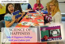 Girl Scouts - Cadette's