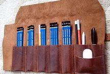 Design: Pouch & pencil case
