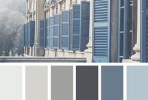 Colour Palettes (Home & Design)