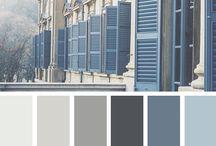 Colour Palettes (Home & Design)