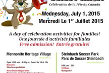 Canada Day 2015 / Special Canada Day ceremony and birthday cake. Enjoy tours and lunch in the Livery Barn Restaurant.