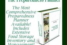 Favorite websites and books for Food storage, survival, and Preppers