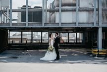 Weddings with industrial vibes