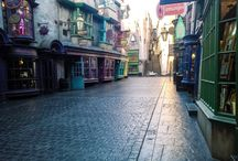 The Wizarding World of Harry Potter / Pictures of my recent trip to the Wizarding World of Harry Potter