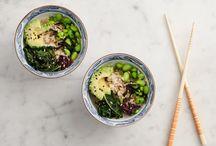 E A T  /  C L E A N / Beautiful, delicious, HEALTHY recipes! / by Natalie Sangviriyakul