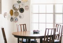 Plates on wall / by Cocoa Jackson