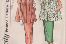 Wzory w stylu vintage