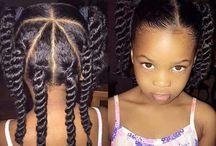 Penteados naturais
