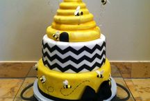 Včelí dort