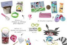 Mai 2016 - Box créative KIDS 3-9 ans