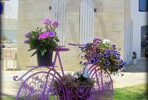 Bisiklet dekorasyon