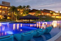 Guia de hoteles y resorts / Guia de los mejores hoteles y resort. Guia dos melhores hoteis e resorts.